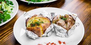 5 Alasan makan kentang dengan kulitnya