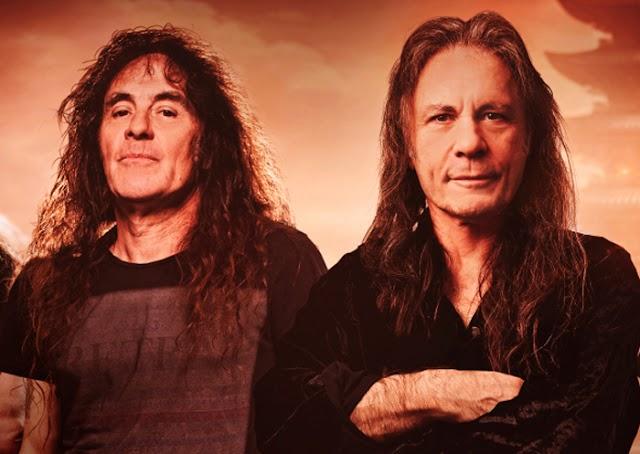 Bruce Dickinson admite que Steve Harris manda no Iron Maiden