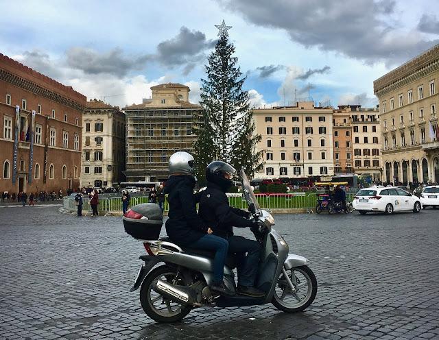 Spelacchio Rome 2017