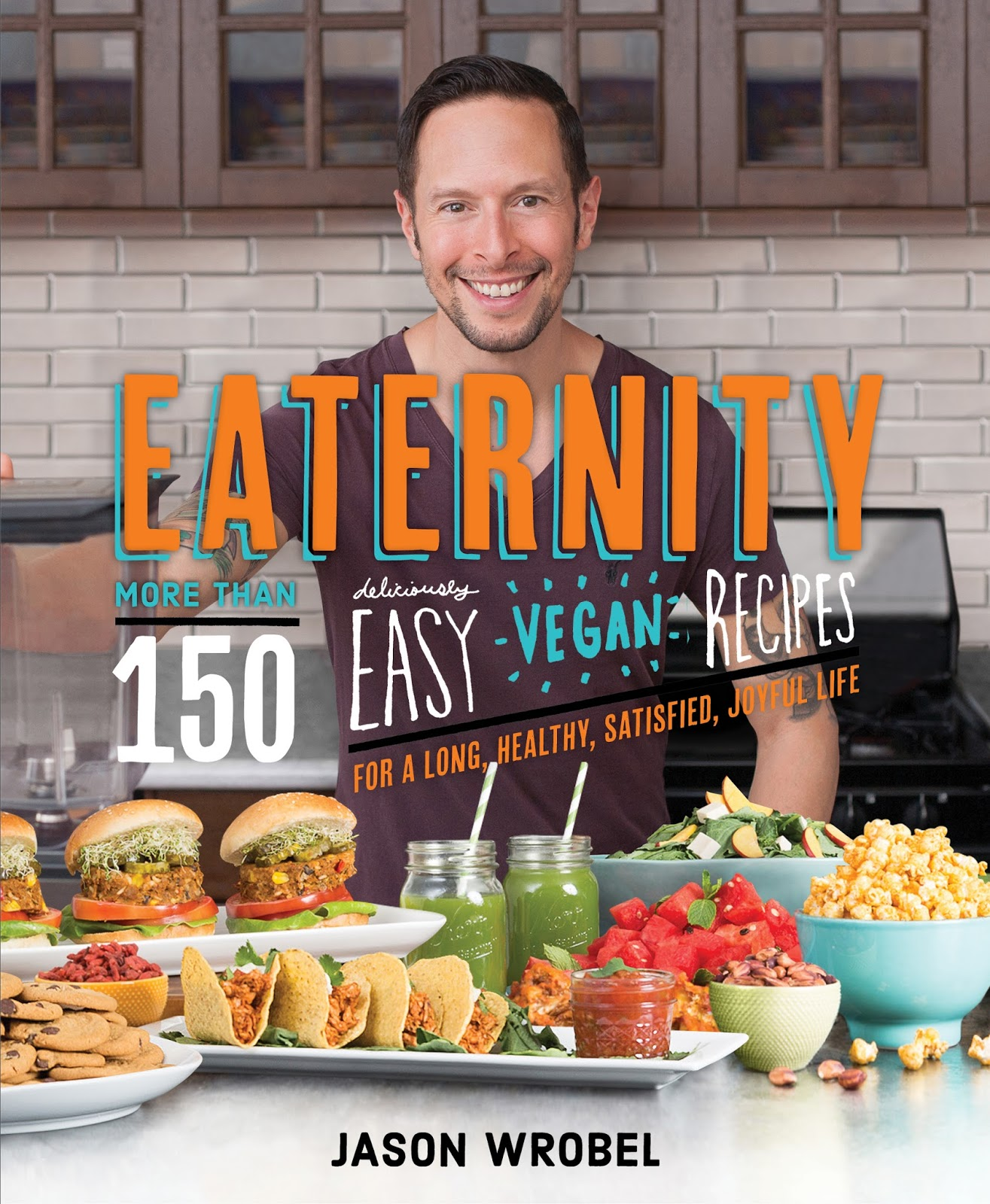 Eaternity cookbook by Jason Wrobel