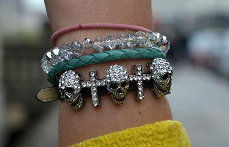afedd598b69f Oh La Là... My Fashion Blog  Ultima tendencia en pulseras