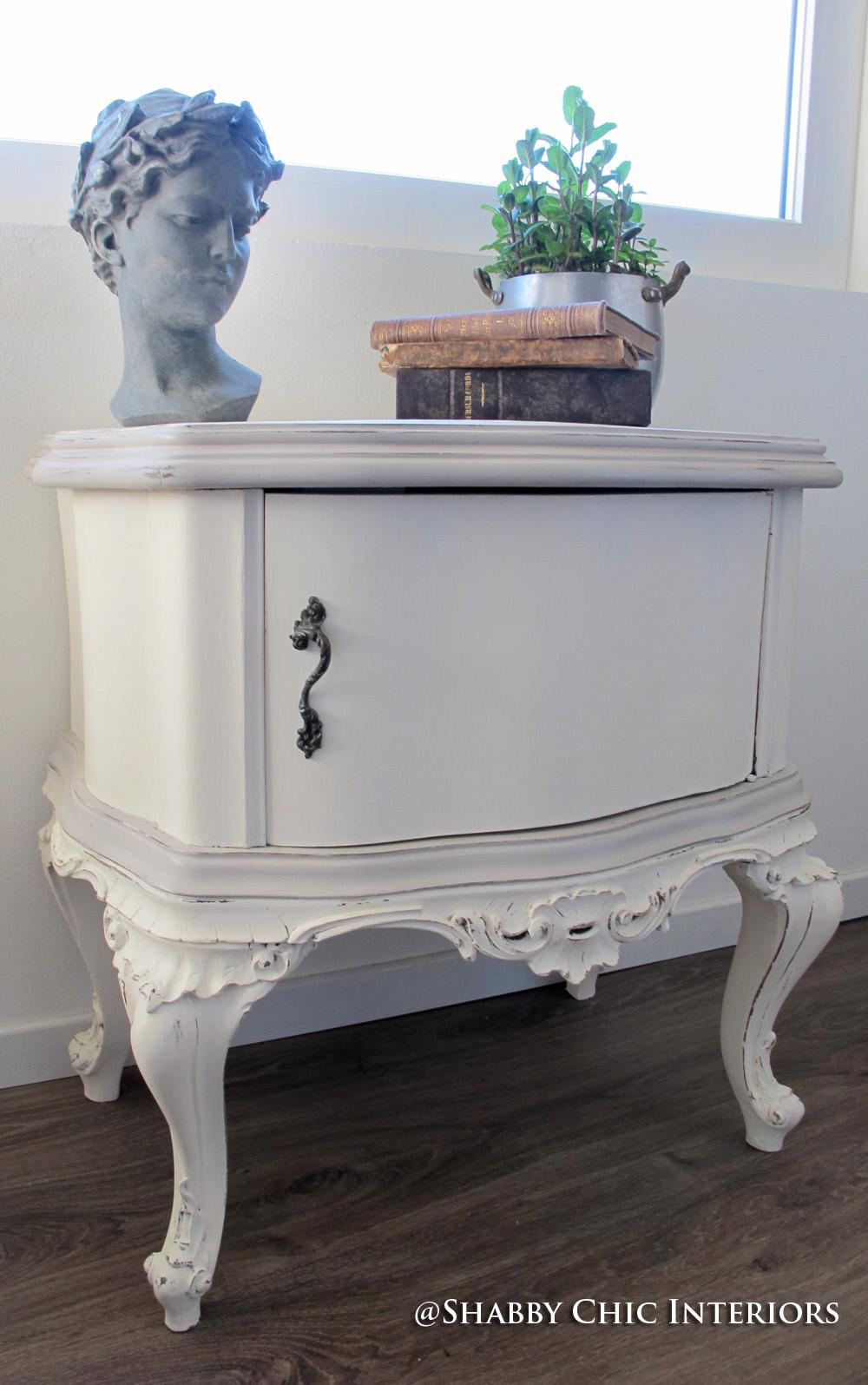 Giugno 2013 shabby chic interiors - Ristrutturare mobili vecchi ...