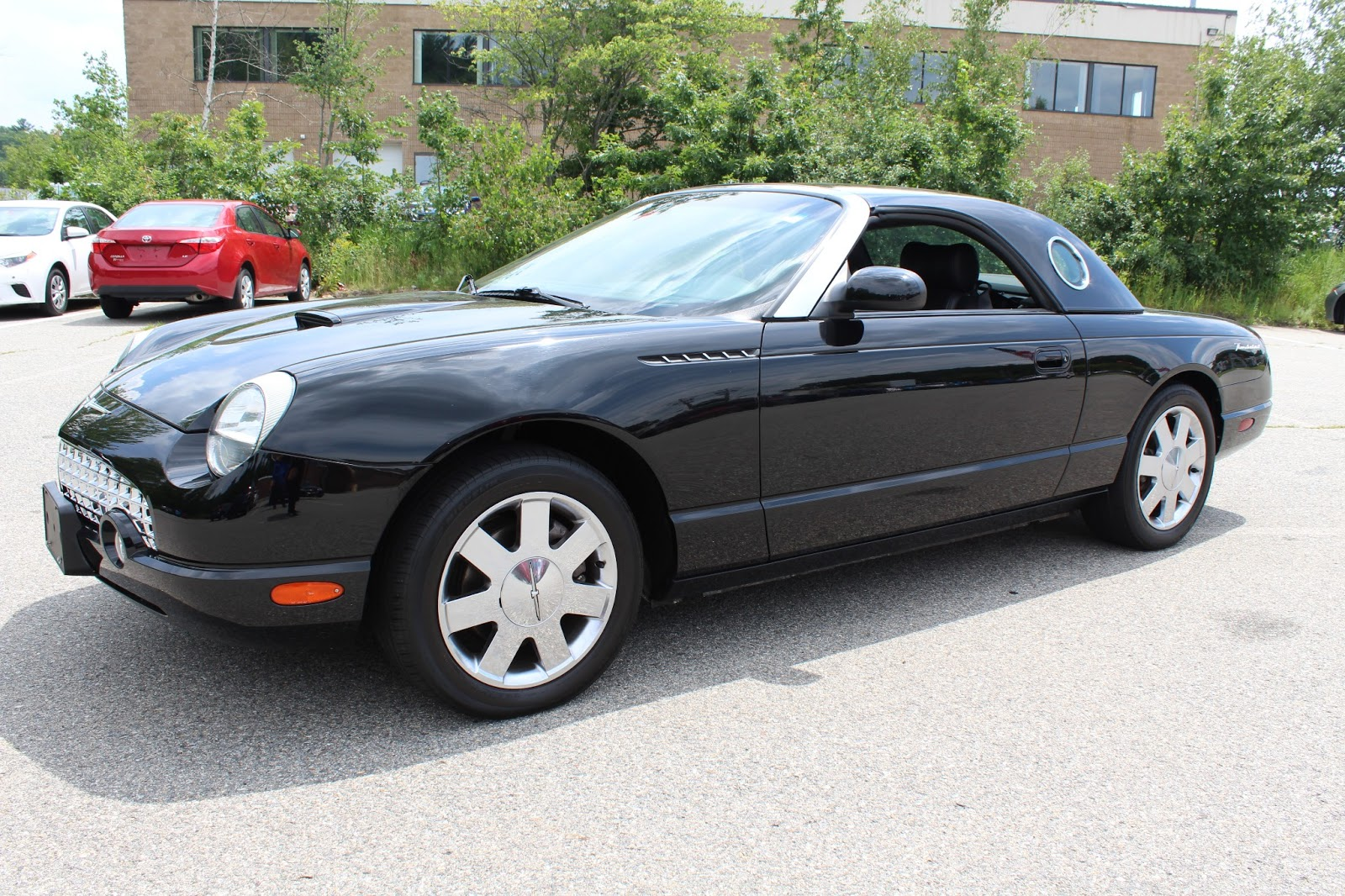 2002 Ford Thunderbird Sounds Like Good Value For A Sunday