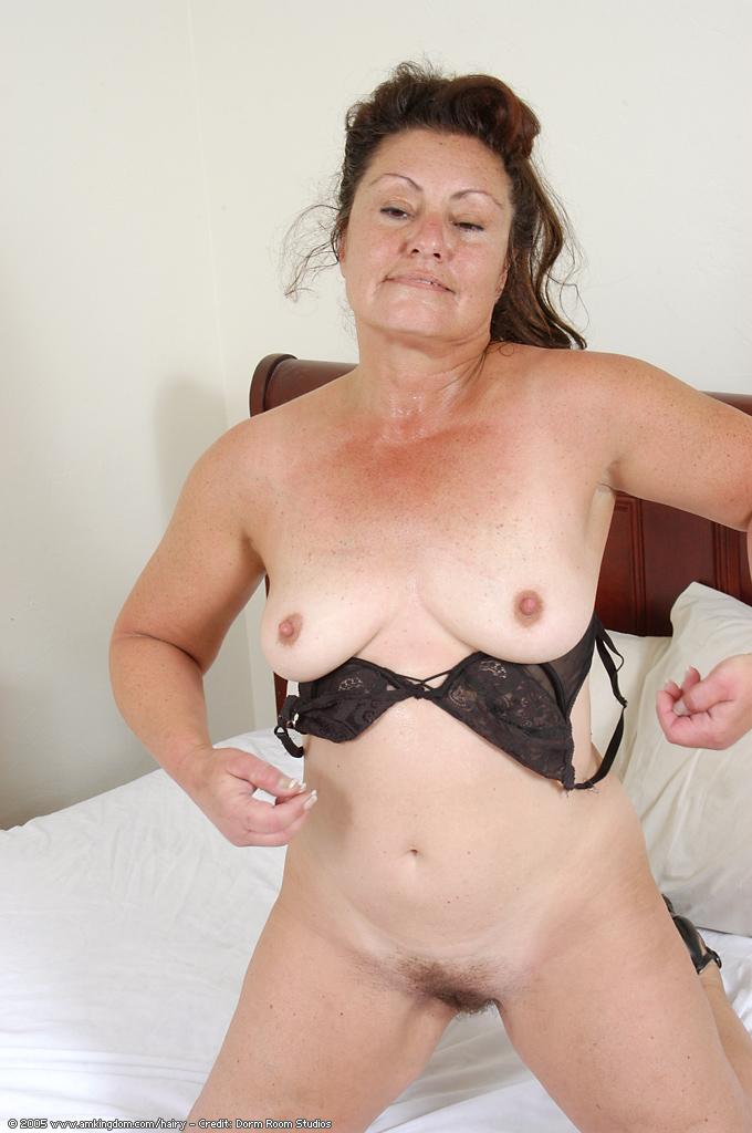 hairy naked old ladies