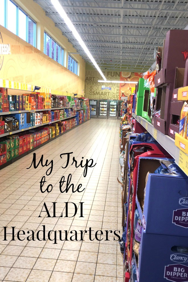 What I learned behind-the-scenes about my favorite grocery store: ALDI! This includes my favorite products and why you are able to save so much money by shopping at ALDI.