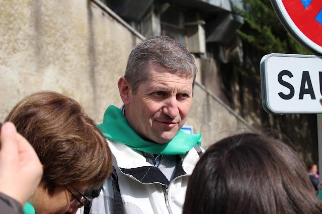 Père Christian Defrance, curé de Saint Vincent en Lignon à partir de septembre