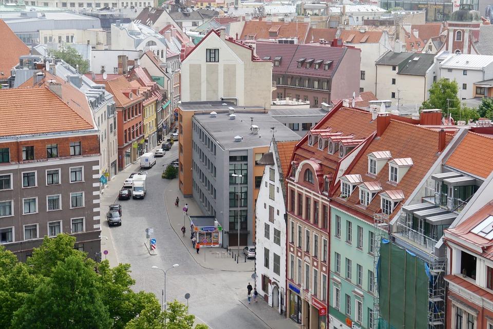 Riga Old Town, Latvia - Winter Weekend Breaks in Europe