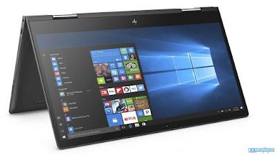 HP Envy X360 Review - Design