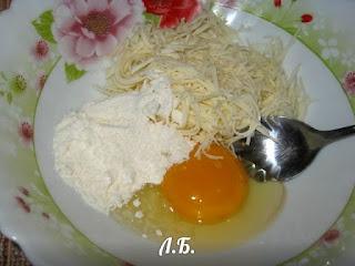 готовим сырный кляр