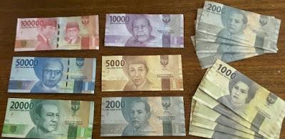 Resmi Diluncurkan 11 Pecahan Uang Rupiah Baru Tahun Emisi 2016 www.guntara.com