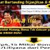 KEJI!!! Bonus Tak Sesuai, Tontowi/Lilyana Jadi Korban Dusta Rezim Jokowi