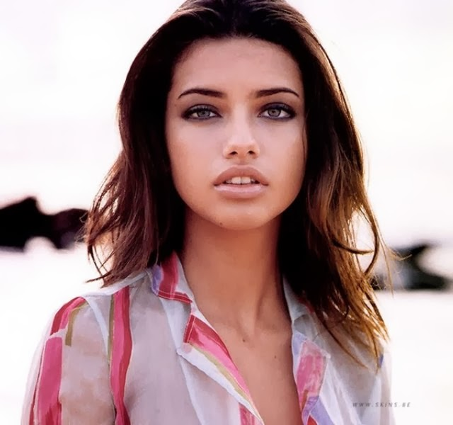 Adriana Lima: TOP HOT MODELS: Adriana Lima 15 Years Old