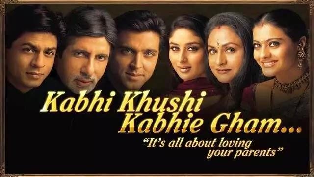 Kabhi Khushi Kabhie Gham Full Movie Watch Download Online Free