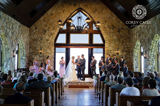wedding at Cliffs at Glassy | Corey Cagle Photography