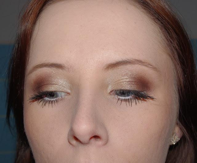 Na szybciora, czyli mój ulubiony makijaż Sleek Storm