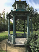 18th century; garden folly; Eurocentric; Paris