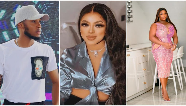 """""""No one should blame this guy"""" – Bobrisky supports Brighto claims of having a swollen manhood"""