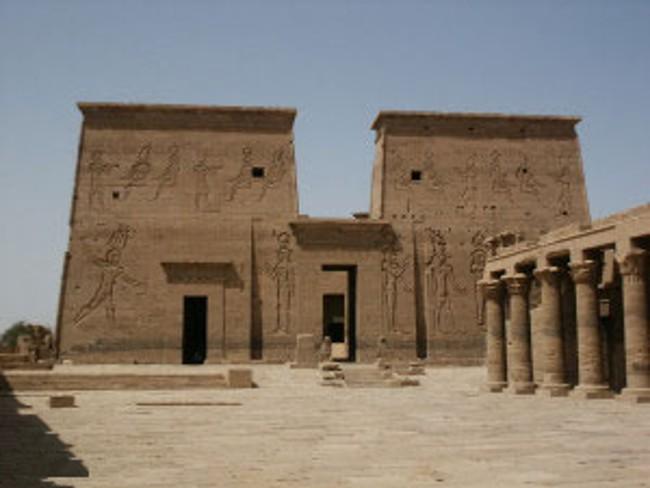 [WIP] Fabrication d'un second bâtiment égyptien du nouvel empire Philae-07