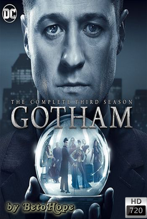 Gotham Temporada 3 [720p] [Latino-Ingles] [MEGA]