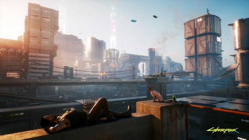 New screenshots of Cyberpunk 2077