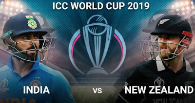 India vs New Zealand, ICC Cricket World Cup 2019 : Game Called Off Due to Rain