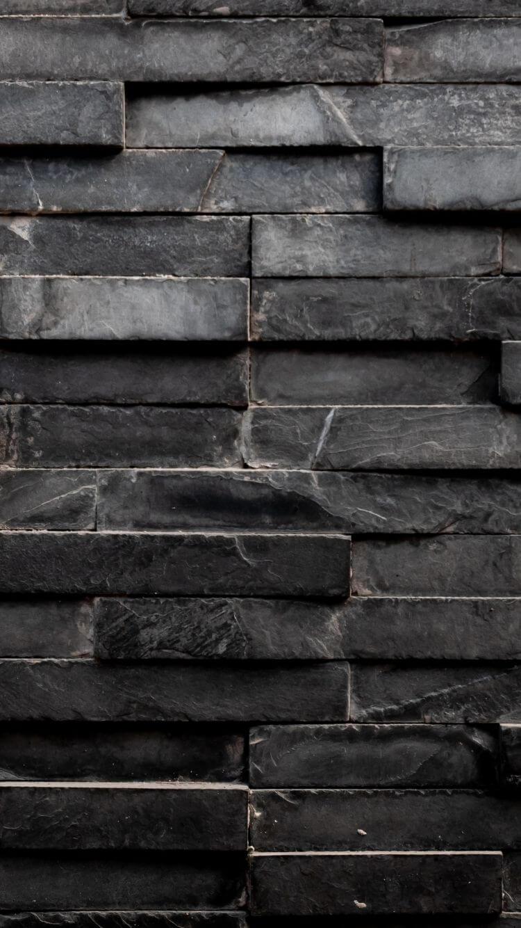 iPhone 6 black wallpaper