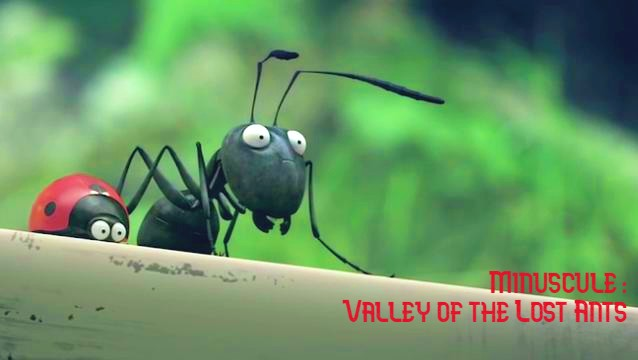 Minuscule: Valley of the Lost Ants Movies Download