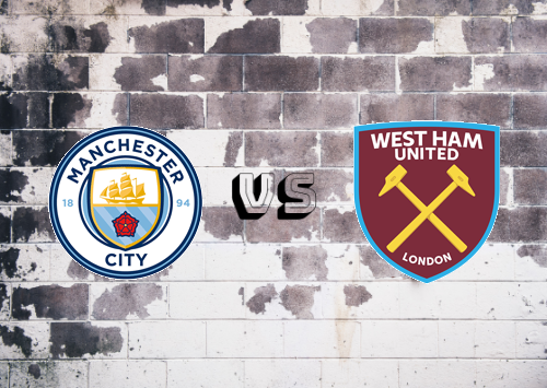 Manchester City vs West Ham United  Resumen y Partido Completo