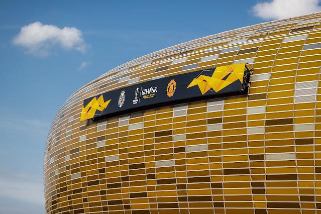 Gandsk stadium