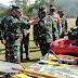 Pangdam III Siliwangi Monitoring Kesiapan Penanganan Kebakaran Hutan dan Lahan Teritorial Kodim 0615/Kuningan