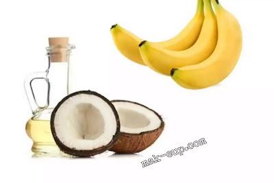 فائدة الموز للعناية بالبشرة الجافة