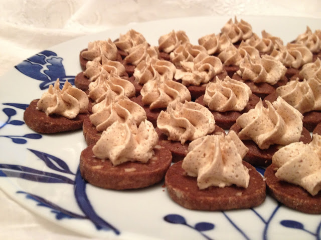 Cinnamon Ancho Buttercream