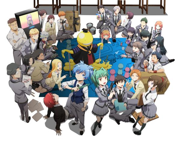 El rincon de perpi anime rese a assassination classroom for Pi full name