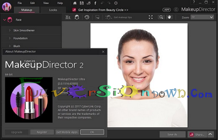 CyberLink MakeupDirector Ultra Full Version