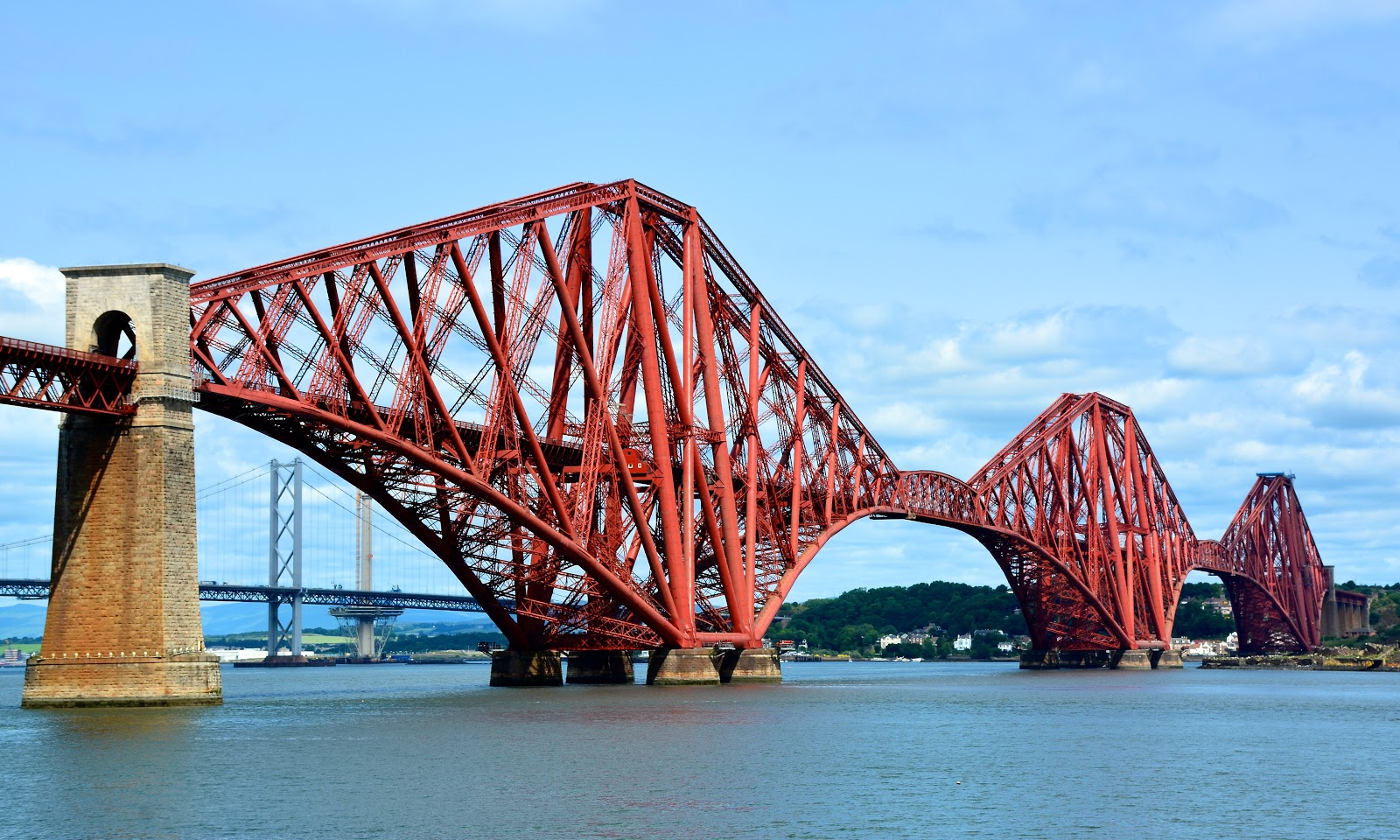 Forth Bridge over the Firth of Forth