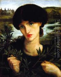 Water Willow by Rosetti