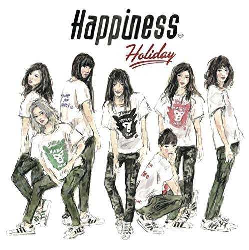[Single] Happiness – Holiday (2015.10.14/MP3/RAR)