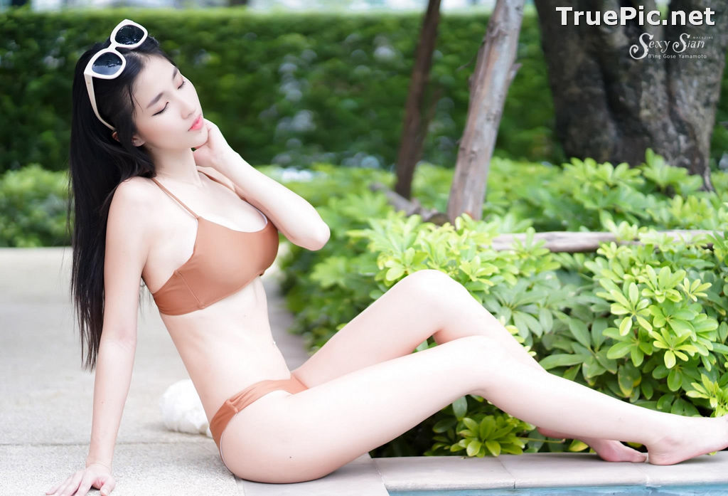 Image Thailand Model - Ohly Atita - Summer Bikini Collection - TruePic.net - Picture-7