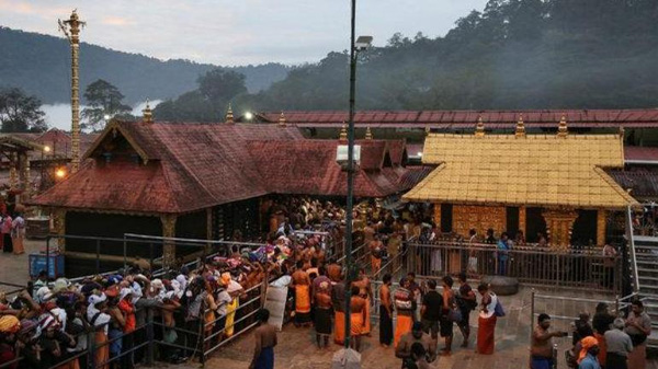 Thiruvananthapuram, News, Kerala, Religion, Sabarimala Temple, Business, Report, Total income from sabarimala