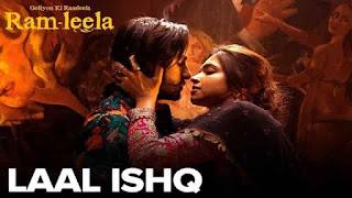 लाल इश्क़ Laal Ishq Lyrics In Hindi - Arijit Singh
