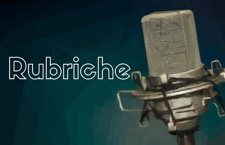 RUBRICHE - La raccolta della settimana 19/2019