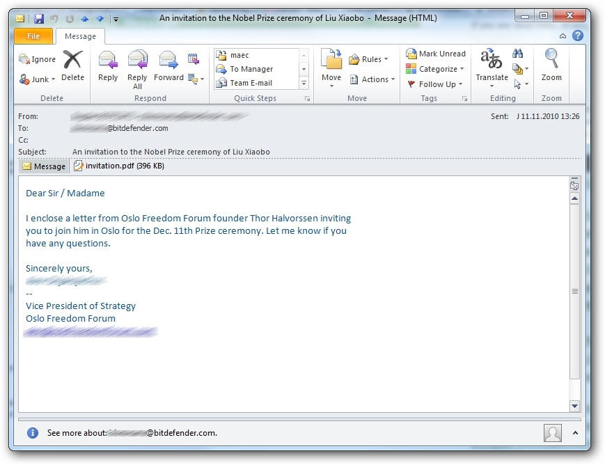 Writing a Formal Email Unit 56