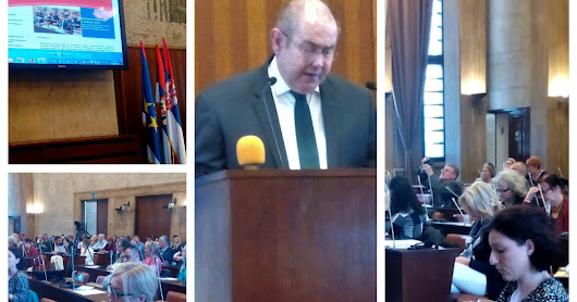 National Hearings of the Danube Strategy in Serbia
