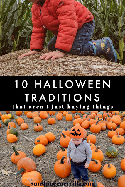 10 Fun Halloween Traditions (That Aren't Just Buying Stuff)