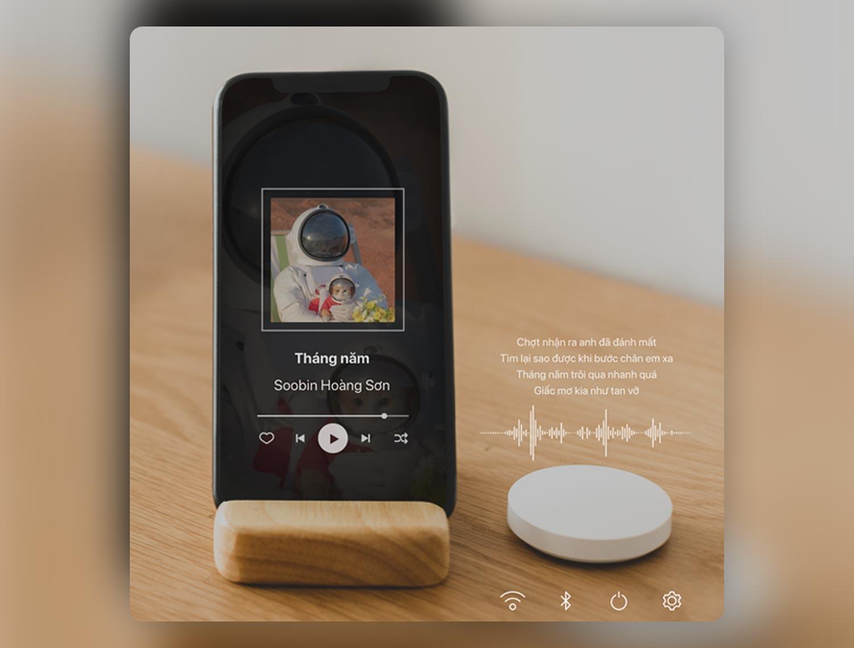 Tạo ảnh trình phát nhạc (Music Player) của riêng bạn