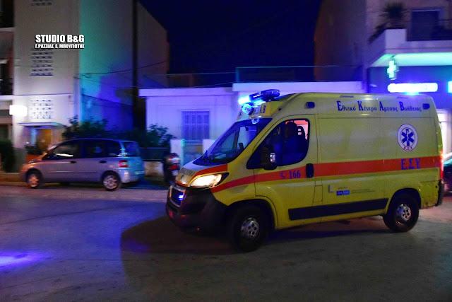Νεκρή γυναίκα στο Σκαφιδάκι Αργολίδας - Έπεσε από ύψος χτυπώντας στο κεφάλι