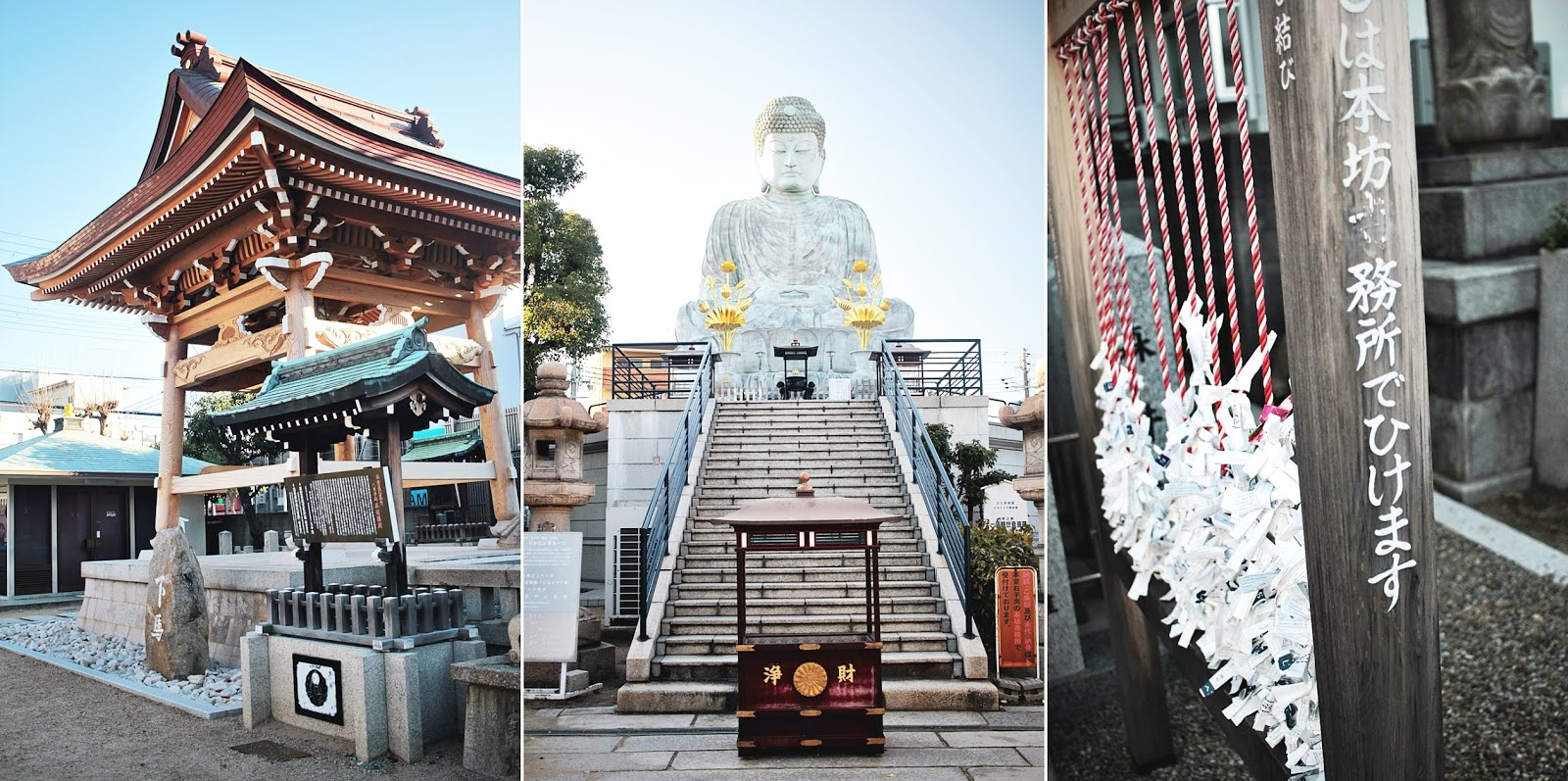 kobe buddha statue japan travel inspiration