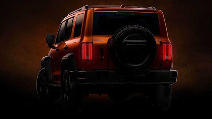 Wey P01 'đạo nhái' Ford Bronco sắp có ở Trung Quốc
