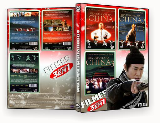 CAPA DVD – coleção Era uma vez na China jen 3×1 – ISO