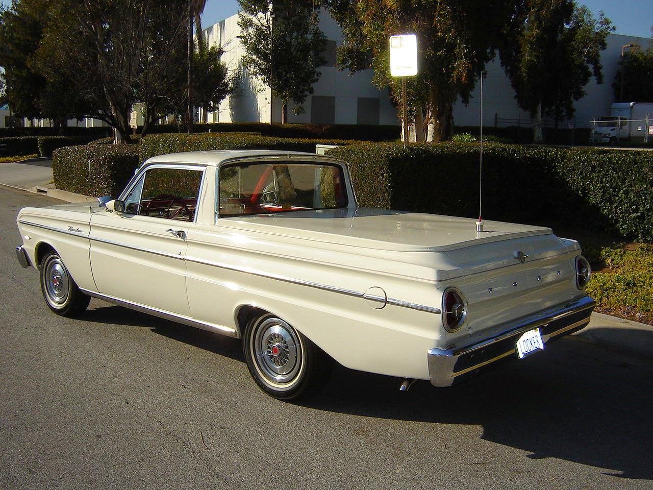 1965 Ford Ranchero Pickup